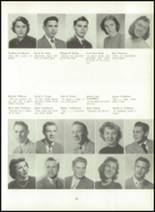 1950 Ottawa Hills High School Yearbook Page 42 & 43