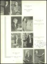1950 Ottawa Hills High School Yearbook Page 68 & 69