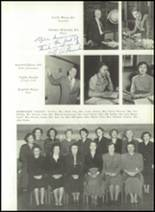 1950 Ottawa Hills High School Yearbook Page 70 & 71