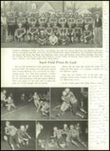 1950 Ottawa Hills High School Yearbook Page 74 & 75
