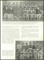 1950 Ottawa Hills High School Yearbook Page 76 & 77