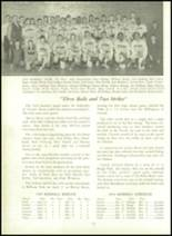 1950 Ottawa Hills High School Yearbook Page 78 & 79