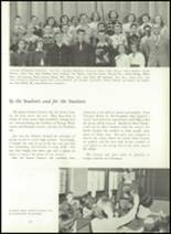 1950 Ottawa Hills High School Yearbook Page 84 & 85