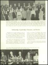1950 Ottawa Hills High School Yearbook Page 88 & 89