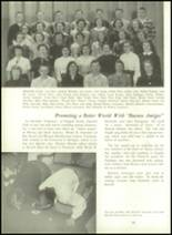 1950 Ottawa Hills High School Yearbook Page 90 & 91