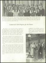 1950 Ottawa Hills High School Yearbook Page 98 & 99