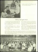 1950 Ottawa Hills High School Yearbook Page 100 & 101