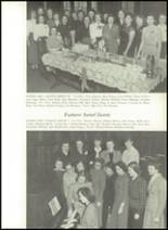 1950 Ottawa Hills High School Yearbook Page 102 & 103