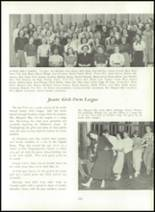 1950 Ottawa Hills High School Yearbook Page 106 & 107