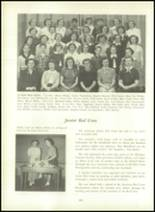 1950 Ottawa Hills High School Yearbook Page 108 & 109