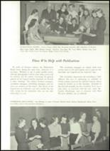 1950 Ottawa Hills High School Yearbook Page 110 & 111