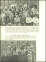 1950 Ottawa Hills High School Yearbook Page 112 & 113