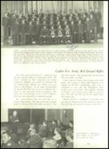 1950 Ottawa Hills High School Yearbook Page 114 & 115