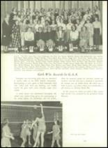 1950 Ottawa Hills High School Yearbook Page 118 & 119