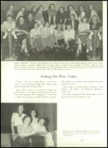 1950 Ottawa Hills High School Yearbook Page 120 & 121