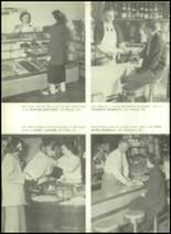 1950 Ottawa Hills High School Yearbook Page 126 & 127