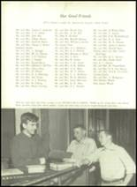 1950 Ottawa Hills High School Yearbook Page 128 & 129