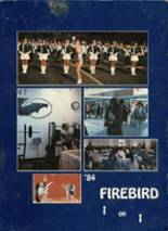 1984 Yearbook Kettering-Fairmont High School (1984-present)