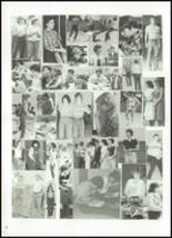 1982 Triopia High School Yearbook Page 32 & 33