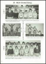 1982 Triopia High School Yearbook Page 40 & 41