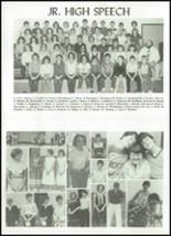 1982 Triopia High School Yearbook Page 42 & 43