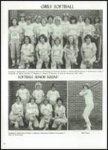 1982 Triopia High School Yearbook Page 50 & 51