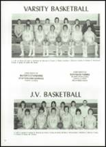 1982 Triopia High School Yearbook Page 54 & 55