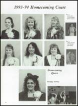 1994 Enterprise High School Yearbook Page 50 & 51