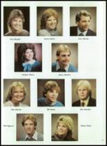 1984 Corunna High School Yearbook Page 14 & 15