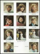 1984 Corunna High School Yearbook Page 16 & 17