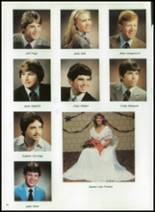 1984 Corunna High School Yearbook Page 20 & 21
