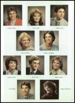 1984 Corunna High School Yearbook Page 24 & 25