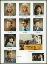 1984 Corunna High School Yearbook Page 26 & 27