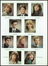 1984 Corunna High School Yearbook Page 28 & 29