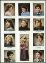 1984 Corunna High School Yearbook Page 30 & 31