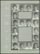 1984 Corunna High School Yearbook Page 42 & 43