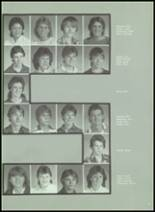 1984 Corunna High School Yearbook Page 44 & 45