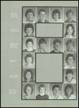 1984 Corunna High School Yearbook Page 46 & 47