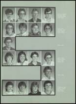 1984 Corunna High School Yearbook Page 48 & 49