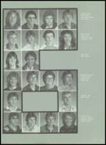 1984 Corunna High School Yearbook Page 52 & 53