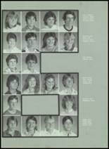 1984 Corunna High School Yearbook Page 54 & 55