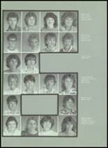 1984 Corunna High School Yearbook Page 56 & 57