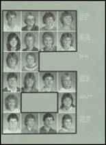 1984 Corunna High School Yearbook Page 58 & 59
