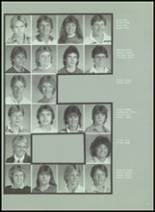 1984 Corunna High School Yearbook Page 60 & 61