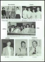 1984 Corunna High School Yearbook Page 78 & 79