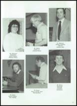 1984 Corunna High School Yearbook Page 80 & 81