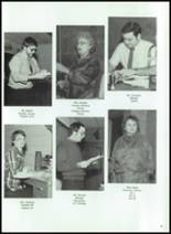 1984 Corunna High School Yearbook Page 84 & 85