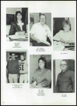 1984 Corunna High School Yearbook Page 86 & 87