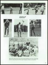 1984 Corunna High School Yearbook Page 92 & 93