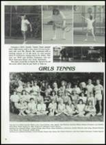 1984 Corunna High School Yearbook Page 94 & 95